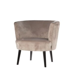 Chair Chelsea dark grey 81cm