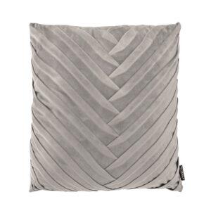 Cushion Emmy licht grijs 45x45cm AB