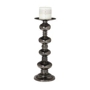 Candle holder Brisbane d. brown 52cm