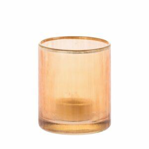 Votive light Blair orange 8cm