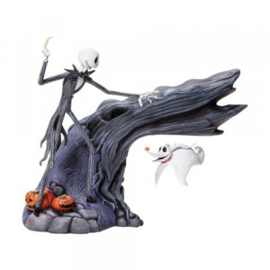 Zero & Jack Levitation Figurine Europe N