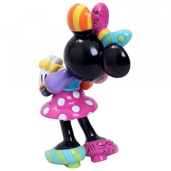 Minnie Mouse Blushing Mini Figurine