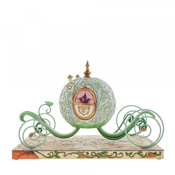 Enchanted Carriage - Cinderella Carriage Figurine