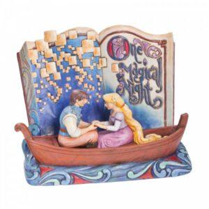 One Magical Night - Tangled Storybook Figurine