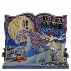 Once Upon A Nightmare - The Nightmare Before Christmas Storybook Figurine