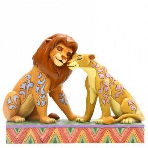 Savannah Sweethearts - Simba & Nala Figurine