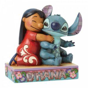 Ohana Means Family - Lilo & Stitch Figurine