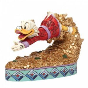 Treasure Dive - Scrooge McDuck Figurine
