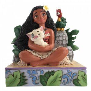 Welcome to Motunui (Moana, Pua & Hei Hei Figurine)