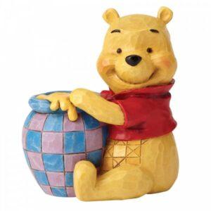 Winnie the Pooh with Honey Pot Mini Figure