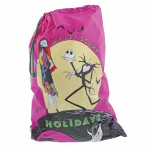 Sandy Claws Is Coming (Nightmare Before Christmas Sack)