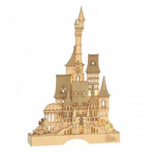 Beauty & The Beast Illuminated Castle N