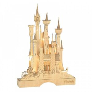 Cinderella Illuminated Castle