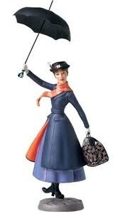"""Mary Poppins """"""""Practically Perfect in Every Way"""""""" + titel"""