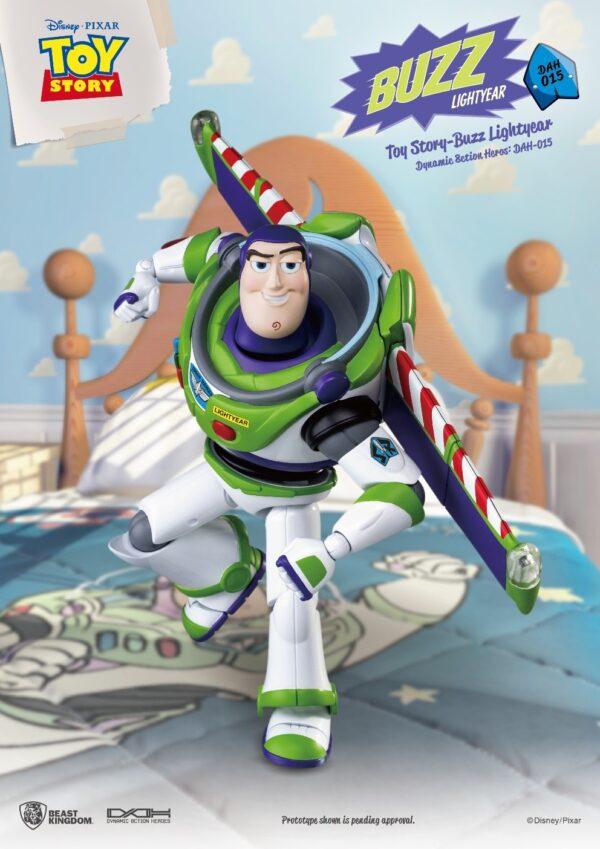 Disney: Toy Story - Buzz Lightyear Action Figure