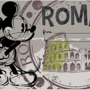 PLACEMAT ROME IN POLYPROPYLENE ITC CM. 45X30